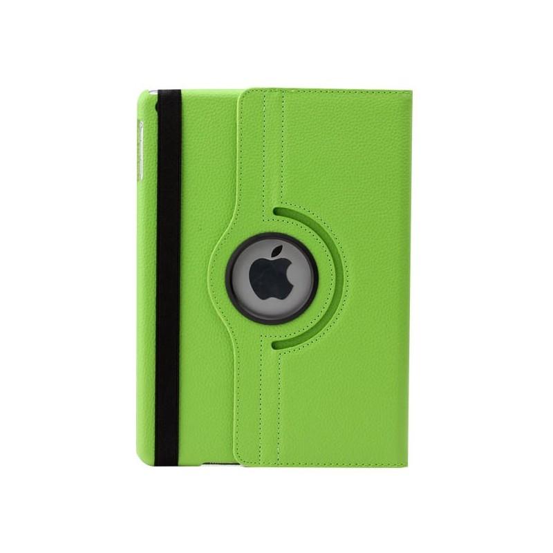 Grøn læder cover til iPad Air - Trendseller.dk