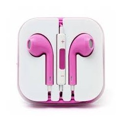 Pink Høretelefoner