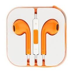 Rød Høretelefoner