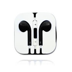 Sort Høretelefoner