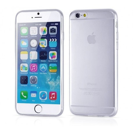 iPhone 6 Slim cover - hvid