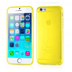 iPhone 6 Slim cover - Gul