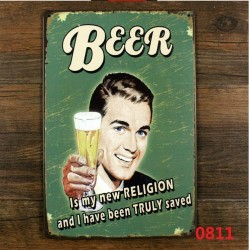 Beer is my new relgion...