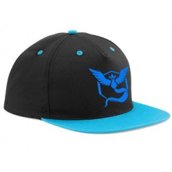 Pokemon kasket - Team Mystic med blå skygge