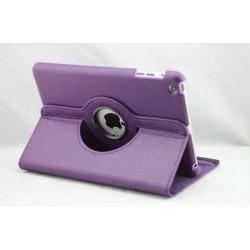 Lilla læder cover til iPad Mini 4