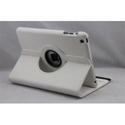 Hvid læder cover iPad Mini 4