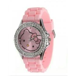 Hello Kitty ur i pink med similisten