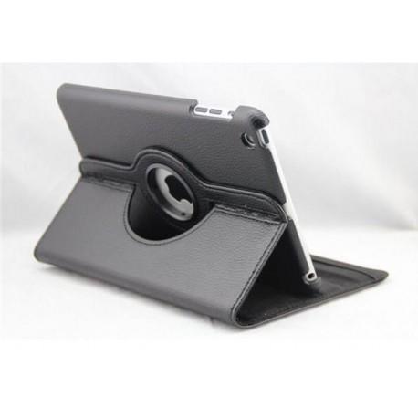 Lækkert sort læder cover iPad Mini