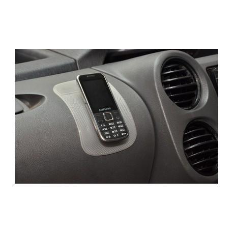 Smart Pad - grå bilholder til telefon mv.