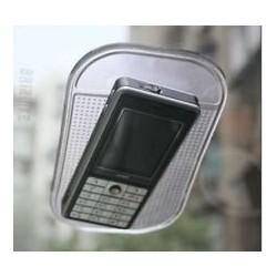 Smart Pad - gennemsigtig bilholder til telefon mv.