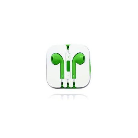 Grøn Høretelefoner