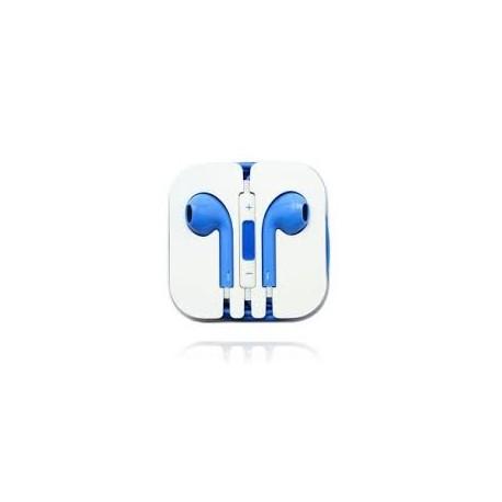 Blå Høretelefoner