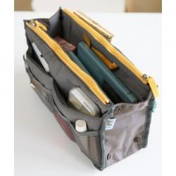 Taske rumdeler - Slate gray