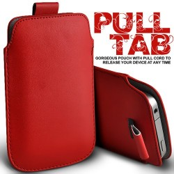 Pull Tab 4 - Rød