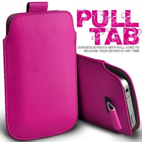 Pull Tab 4 - Orange