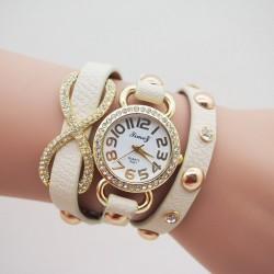 Elegant smykkeur - Brun