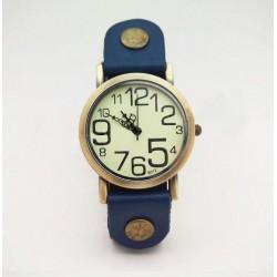 Vintage ur - blå