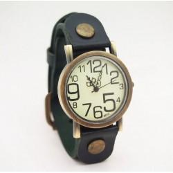 Vintage ur - grøn