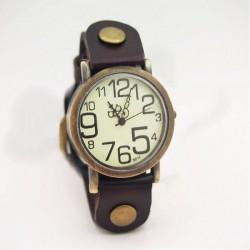 Vintage ur - brun