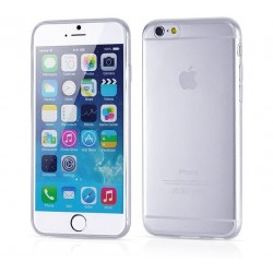 iPhone 6 Slim cover - hvid