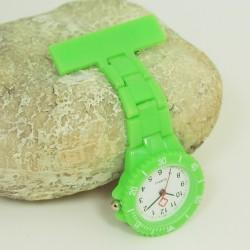 Grøn Quartz Sygeplejerske ur
