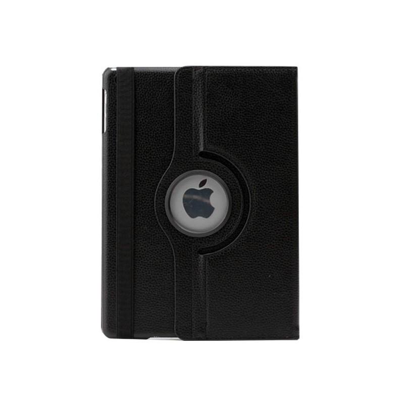 Sort læder cover til iPad Air 2 / iPad Pro 9.7 - Trendseller.dk