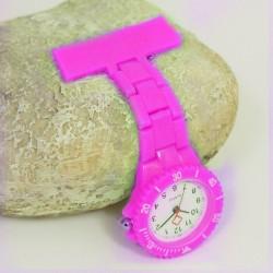 Pink Quartz Sygeplejerske ur
