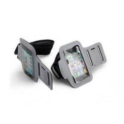 Løbearmbånd til iPhone 6/7/8 Plus - Grå
