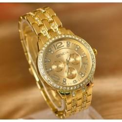 Geneva guld ur med similisten