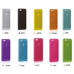 Ultra tynd cover til iPhone 5/5S
