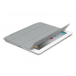 iPad 2 / iPad 3 / iPad 4 front cover - grå
