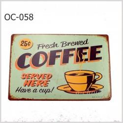 Fresh Brewed coffee -1