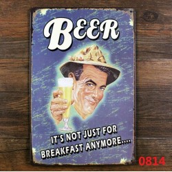 Beer it's not just for breakfirst anymore