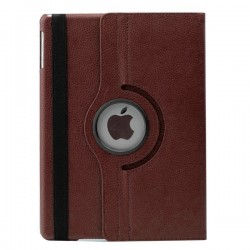 Brun læder cover til iPad Air