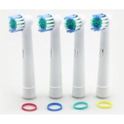 Tandbørstehoveder til el-tandbørste