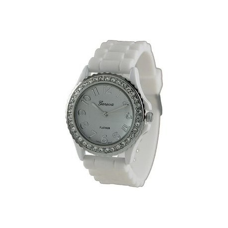 Silikone ure med similisten