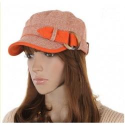 Cap kasket- orange