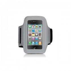 Løbearmbånd til iPhone 3/4/4S - Grå